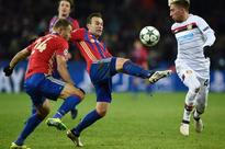 Tottenham given Champions League lifeline by CSKA Moscow's late equaliser