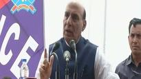 J&K police personnel to get bullet-proof vehicles soon: Rajnath Singh