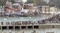 Police officials carpool to inspect Simhastha sites in Ujjain