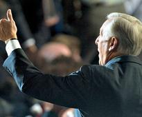 Delegates Thunder Boos on Dem Whip Steny Hoyer's Call for Hillary