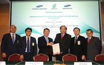 Petronas signs contracts for petrochemical plants