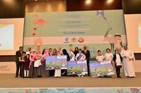 Sasol celebrates winners of the Qatar e-Nature Schools Contest 2016