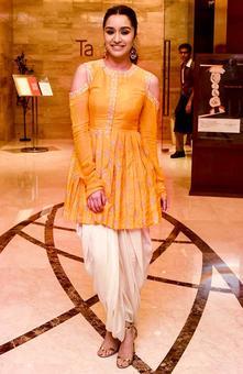 PIX: IFFI felicitates Shraddha Kapoor