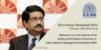 Kumar Mangalam Birla is new Chairman of IIM Ahmedabad