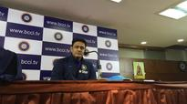 Anil Kumble discusses roadmap for Team India