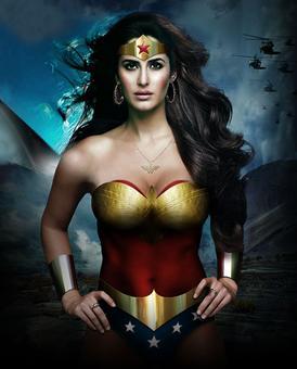 Kat, PC, Anushka? Vote for your fave desi Wonder Woman