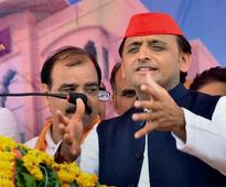 Ahead of UP civic polls, Akhilesh accuses BJP of making empty promises