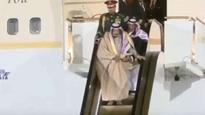 WATCH| Saudi Arabia King's golden escalator broke down in Russia and then this happened