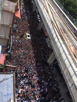 When Sunny Leone came to Kochi!