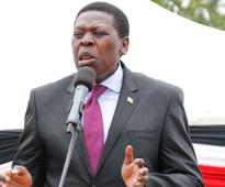Water CS tells opposition chief not to derail projects