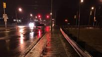 Freezing rain could cause road conditions to 'change very rapidly'