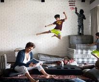 Here's a look inside Hrithik Roshan's beautiful seaside residence