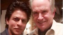 Shah Rukh Khan has a 'FAN' moment, meets one of his 'favourite stars' - Warren Beatty!