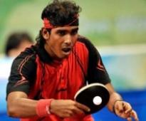 Sharath reaches second round at World TT