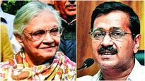 AAP slams Dikshit for keeping mum in bank 'scam'