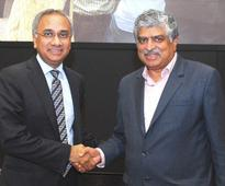 Q2FY18 was tumultuous: Infosys co-founder Nilekani after Q3 net rises 37.6%