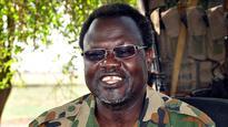 South Sudan president reappoints ex-rebel leader as VP