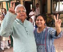 Lalu Yadav replaces Rabri Devi with Misa Bharti as RS candidate