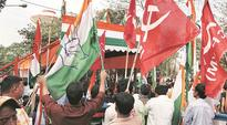 Left reviews Bengal poll performance, tie-up with Congress