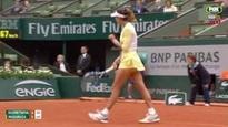 Muguruza unstoppable against Kuznetsova