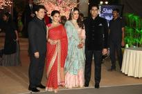 Shaina Nath's wedding reception