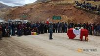 Peru protests risk halting one of world's biggest copper mines - MMG