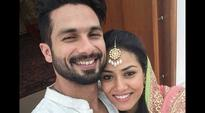 Hitched  Shahid Kapoor posts first selfie with wife Mira Rajput