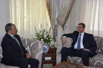 PM receives Minister of Agriculture, Water Resources and Fisheries