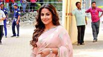 Vidya Balan learns Malayalam