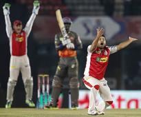 IPL PHOTOS: Kings XI Punjab vs Hyderabad Sunrisers