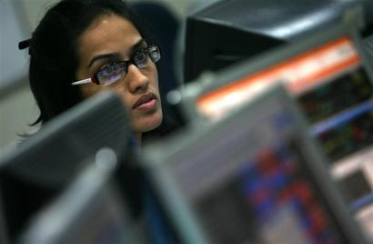 Markets end higher on favourable macro-economic data, global cues