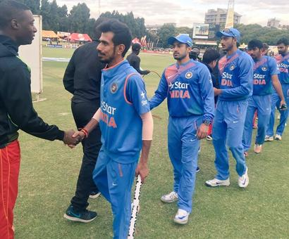 Coach Bangar lauds youngsters' showing on Zimbabwe tour
