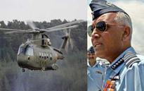 CBI arrests former IAF chief S P Tyagi in AgustaWestland probe