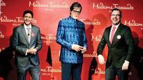 Madame Tussauds wax museum unveils first look