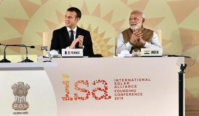 At 1st ISA meet, Modi presents 10-point action plan
