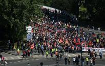 France's electricity supply affected by strike