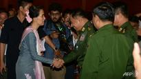 Myanmar peace summit ends with long road ahead