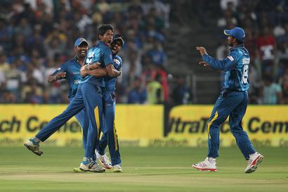 Second-string Lanka bring down mighty India
