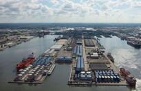 Bids Invited for Antwerp's 4th Harbor Dock Channel Dredging