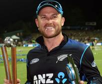 New Zealand Give Brendon McCullum Memorable Send-off With Series Win Over Australia