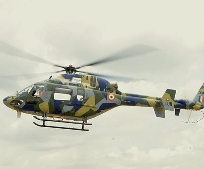 Desi Light Utility Helicopter makes a 'flawless' flight