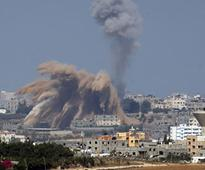 Israel assault on Gaza intensifies