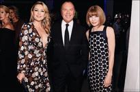Kate Hudson, Anna Wintour, Priyanka Chopra and More in Michael Kors for Golden Heart Awards…