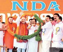 BJP's southern odyssey