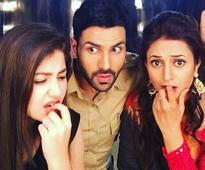 YEH HAI MOHABBATEIN: Crazy dubsmash fun of Divyanka, Vivek and Aditi