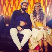 Designs By Abhishek Crafts Yuvraaj Singh-Hazel Keech Wedding Celebrations In Chandigarh!