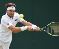 Ferrer suffers early Wimbledon exit