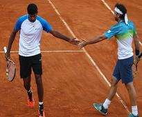 French Open: Bopanna-Mergea knocked out of men's doubles