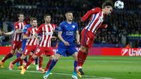 Champions League: Atletico Madrid prove fairytale killers to end Leicester's run