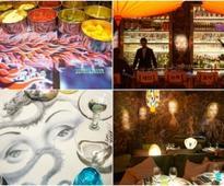 3 restaurants by Philippe Starck